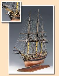 AM1100/05 Amati Plans for HMS Pegasus