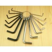 10 Piece Hex Key Set PSD1819