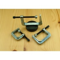 (3) G-Clamps 35,50,65mm & Magnet PCL1003
