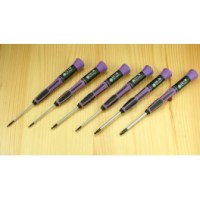 6 Piece Ball Point Driver Set PSD1607