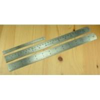 """6"""" Steel Rule (flexi 150mm) PRU1006"""