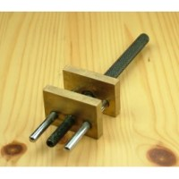 Brass Mini-Hand Vice PVC0087