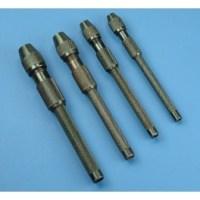 English Pattern Pin Vice (0.8-1.5mm) PPV4001/B