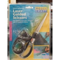 Laser Guided Craft/Fabric Scissors PSC4706