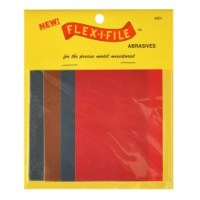 Pack of 4 Sanding Sheets. (150, 280, 320, 600 grit)