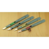 Retractable Safety Knife Set-#10,10a,11,15 PKN3216/S