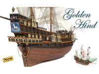 Golden Hind - OcCre 12003