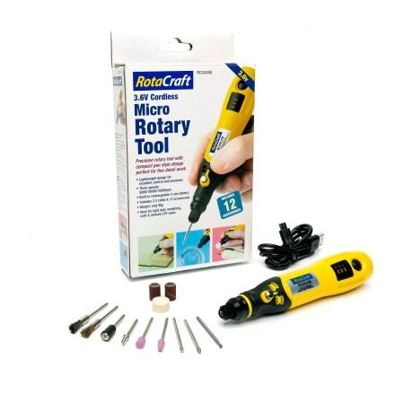 Cordless Micro Rotary Tool