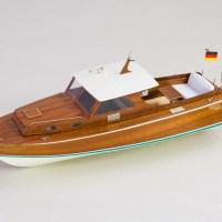 Diva Cabin Boat