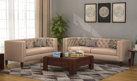 colonial sofa sets india ashley zeth queen sleeper buy living room furniture online starts 1 499 woodenstreet in pune