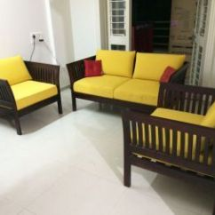 Living Room Furniture Sofas In Chennai Beach Theme Decor For Wooden Sofa Set Buy Online India Upto 55 Off Great Designs Small