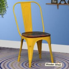Steel Chair Buyers In India Ball Chairs Staples Metal Buy Online At Lowest Price For Sale