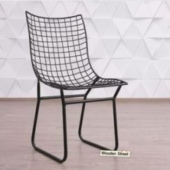 Steel Chair Buyers In India Ivory Covers For Weddings Sale Metal Buy Chairs Online At Lowest Price
