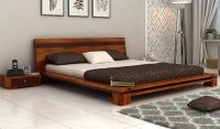 Low Floor Bed Design | Shapeyourminds.com