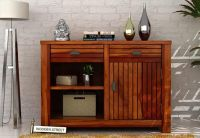 Wooden Cabinets Online - Buy Sideboards & Cabinets at 60% Off