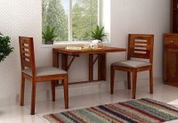 Folding Dining Table: Buy Extendable Dining Table Set ...