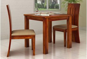 two seater dining table and chairs india glider chair walmart 2 set buy online