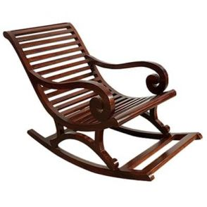 rocking chair with footrest india cheap papasan chairs for sale buy online in upto 55 off wooden