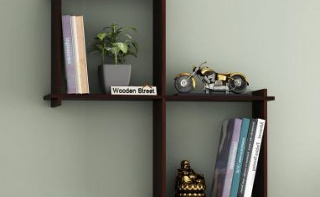Buy Wall Shelves In India Online At Best Prices Wooden