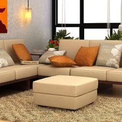 Corner Sofa Set Online India Decor To Go With Brown Wooden Set: Buy In Upto ...