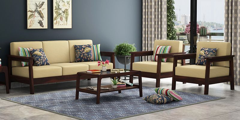 design of wood sofa set signature leather wooden buy online in india upto 55 off models