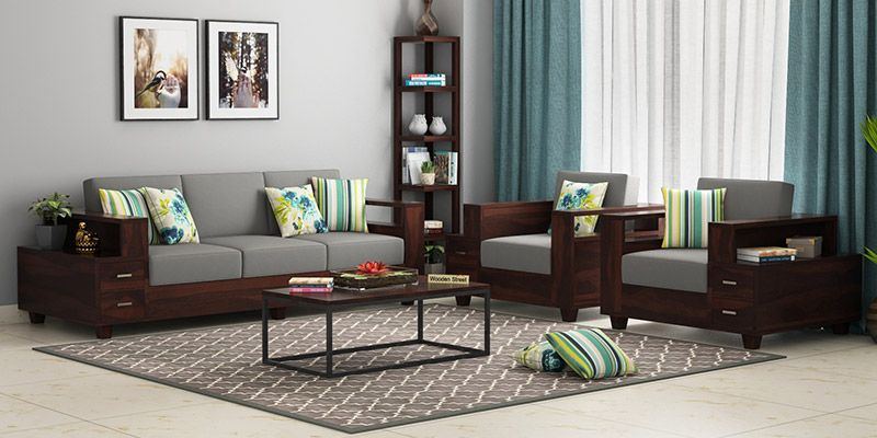 wooden sofa living room furniture layout ideas for large set buy online in india upto 55 off designs