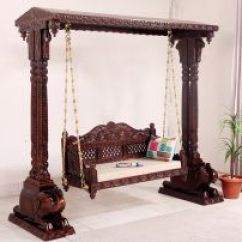 Swing Chair Hyderabad Conference Room Chairs With Wheels And Arms Buy Wooden Online In India Low Price Swings For Home Bangalore