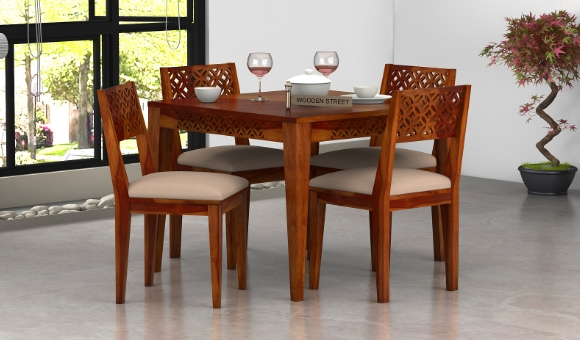 wooden kitchen table cart drop leaf dining set online buy sets upto 55 off 51 options 4 seater hyderabad