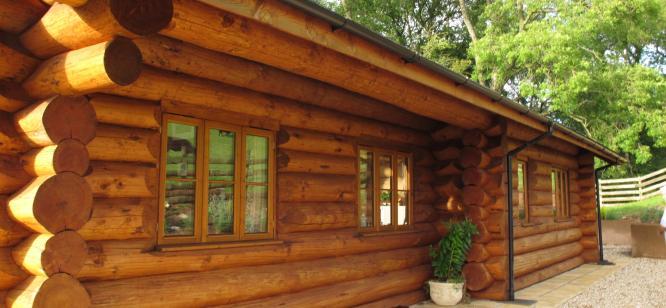 Log Cabins Woodenways