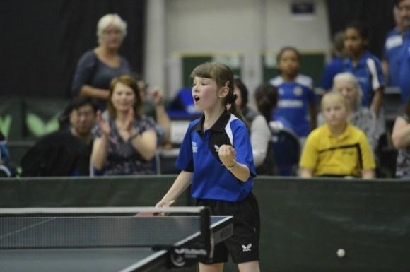 Charlotte Bardsley - Under 12's National Girl's Champion