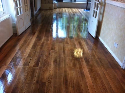 Wood Floor Restoration PicturesRecent Examples of our