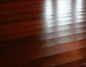 Sanding Cupped Wood Floors