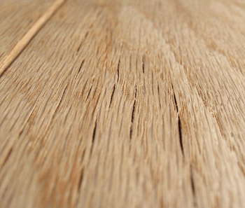 photo of checks in a wood floor