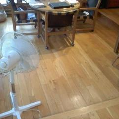 Laminate Flooring Sunken Living Room Coffee Table Ideas For Small Rooms Re Using Reclaimed Hardwood To Raise Is Considerably Gapped