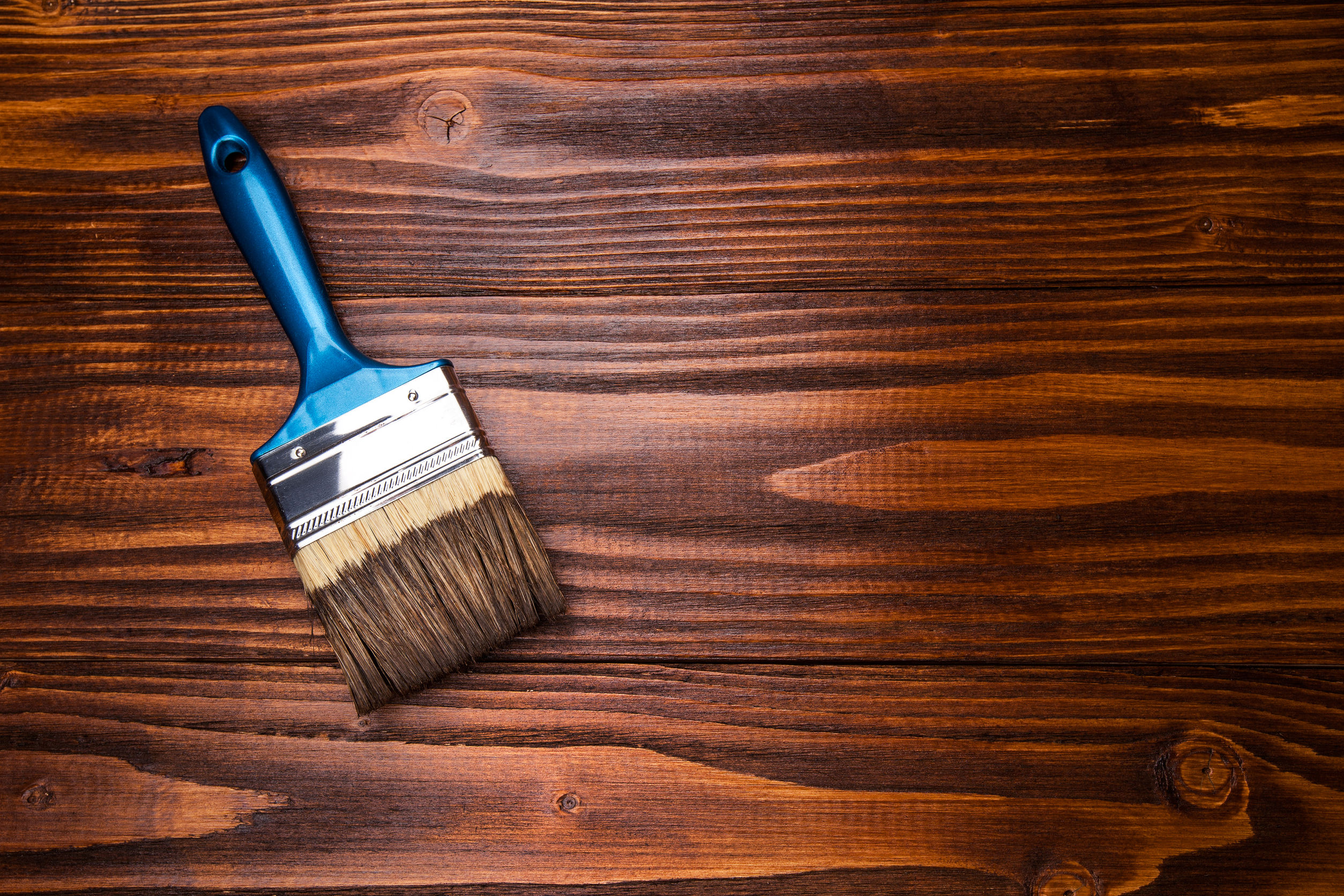 How To Stain Wood Floors Without The Blotchy Effect