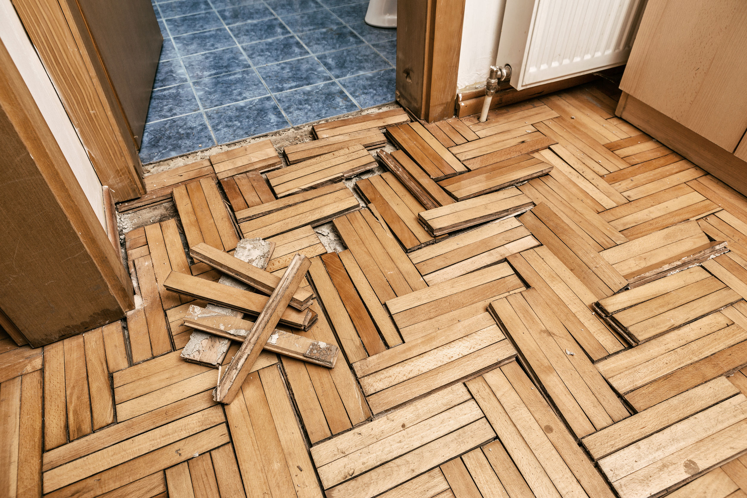 The Science Behind Moisture And Wood Floors