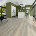 Vinyl Flooring Old Style Oak