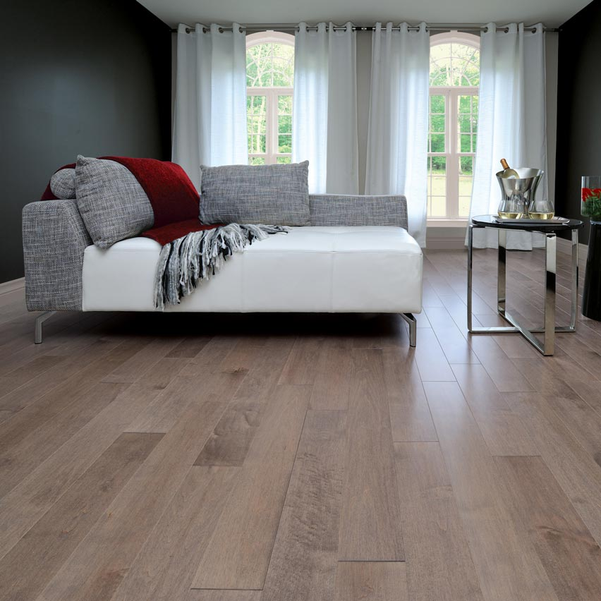 Bruce Engineered Wood Flooring Installation