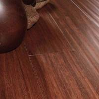 Bamboo US Floors Engineered Hand Scraped Pecan - Custom ...