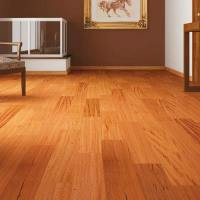 "Tigerwood Solid IndusParquet Flooring 5-1/2"" - Custom Wood ..."