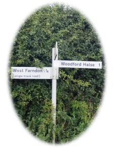 View of a Signpost