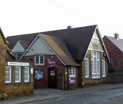 Woodford Halse Library