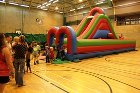 Big Bounce with DDC