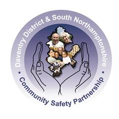 DDC & South Northants Community Safety Parnership Logo