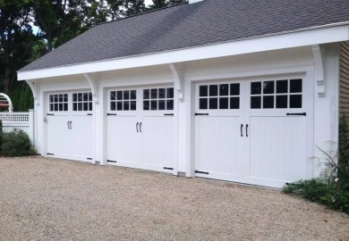 Clingerman Doors Custom Wood Garage Doors