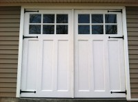 Clingerman Doors - Custom Wood Garage Doors - Clearville, PA