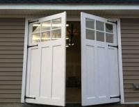 Carriage Doors & Signature Carriage Wood Garage Doors
