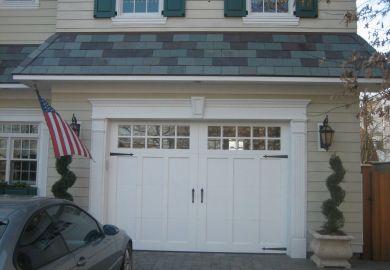 Decorative Garage Door Trim