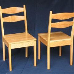 Wood Kitchen Chairs Pineapple Decorations For