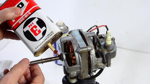 Electric Radiator Fan Wiring Diagram Fixing A Seized Oscillating Fan Motor